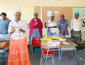 Green Living Movement Swaziland Capacity building